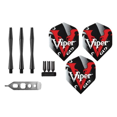 Viper V-Factor Tungsten Steel-Tip Darts 3-Pack - view number 5