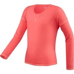 BCG™ Girls' Studio Dolman Draped Long Sleeve Pullover