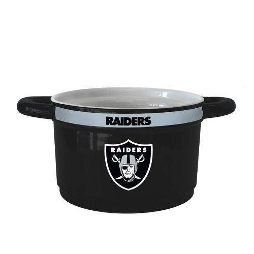 Boelter Brands Oakland Raiders Gametime 23 oz. Ceramic Bowl