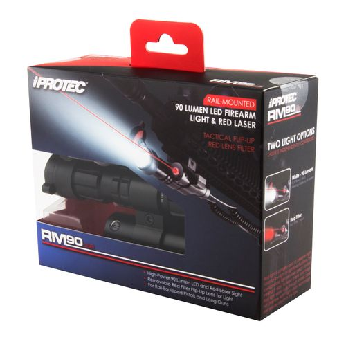 iProtec Light and Red Laser Combo with Pressure Switches - view number 4