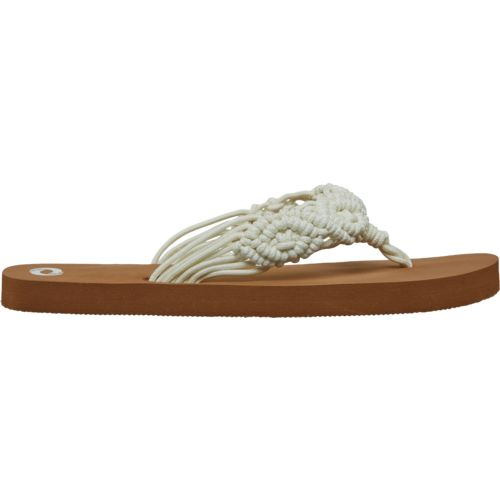 O'Rageous® Women's Crochet Thong Sandals