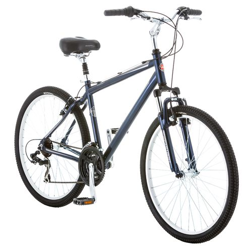 "Schwinn® Men's Suburban AL 26"" 21-Speed Comfort Bike"