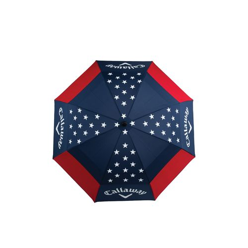 "Callaway Adults' Liberty 60"" Double Man Umbrella"