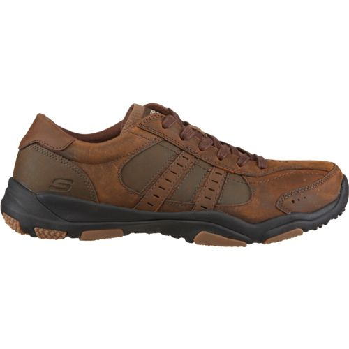 SKECHERS Men's Larson Oxford Casual Shoes