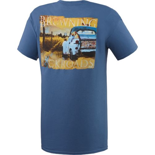 Browning Men's Backroads T-shirt