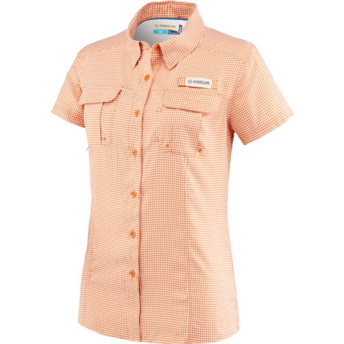 Magellan Outdoors™ Women's Aransas Pass Short Sleeve Printed Top