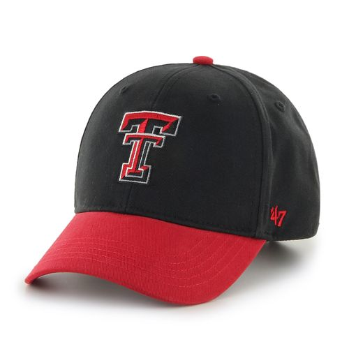 '47 Kids' Texas Tech University Short Stack MVP Cap