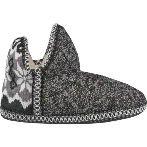 Austin Trading Co. Women's Sweater Bootie Slippers