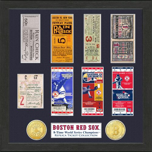The Highland Mint Boston Red Sox World Series