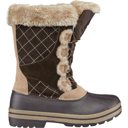 Magellan Outdoors Women's Suede Pac II Boots