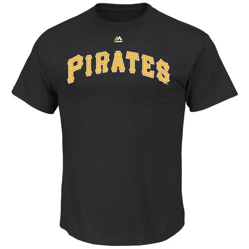 Majestic Men's Pittsburgh Pirates Andrew McCutchen #22 T-shirt - view number 2