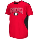 Colosseum Athletics™ Boys' University of Georgia Short Sleeve T-shirt