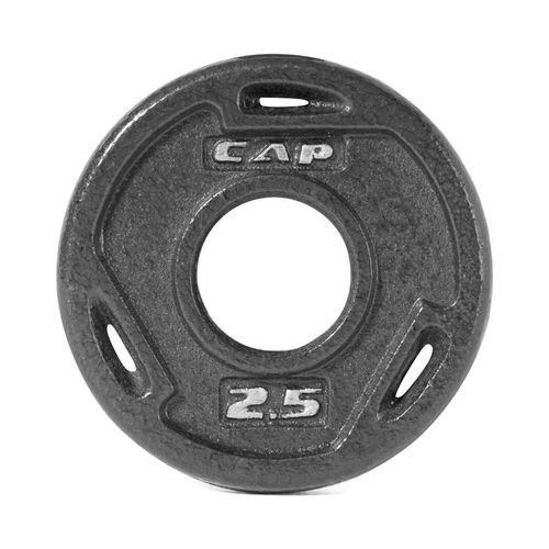 CAP Barbell 2.5 lb. Olympic Grip Plate - view number 1