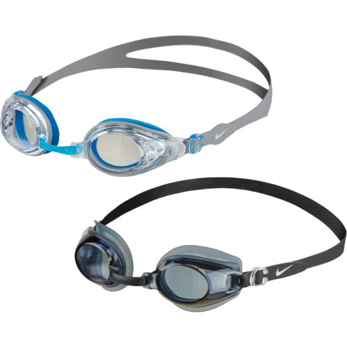 Nike Adults' Hydroblast/Progressor Goggles 2-Pack