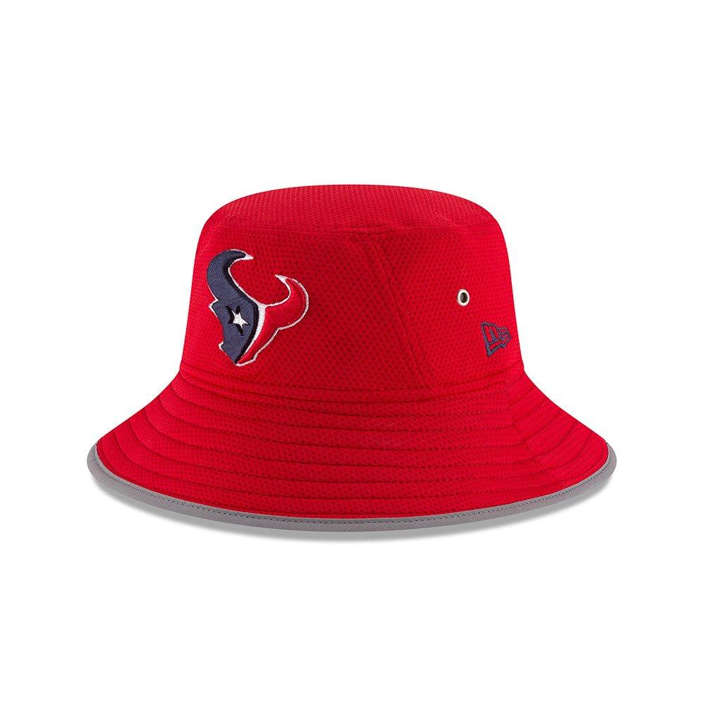 New Era Men's Houston Texans Onfield Training Bucket