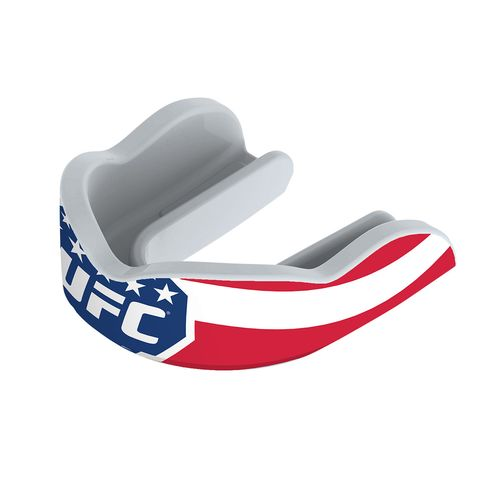 UFC® Adults' Prospect USA Flag Mouthguard