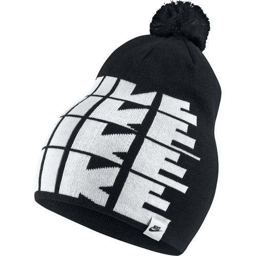 Nike™ Boys' Futura Pom Knit Hat