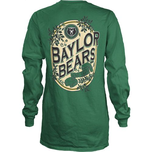 Three Squared Juniors' Baylor University Maya Long Sleeve