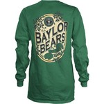 Three Squared Juniors' Baylor University Maya Long Sleeve T-shirt
