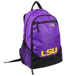 Forever Collectibles™ Louisiana State University Franchise Drawstring Backpack