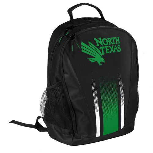 Forever Collectibles™ University of North Texas Stripe Primetime Backpack