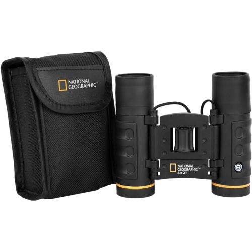 National Geographic 8 x 21 Performance Roof Prism Binoculars - view number 2