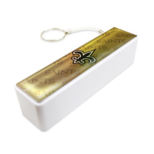 Mizco New Orleans Saints Powerbar Charger