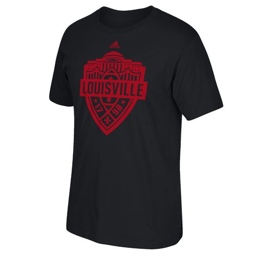 adidas™ Men's University of Louisville Landmark T-shirt