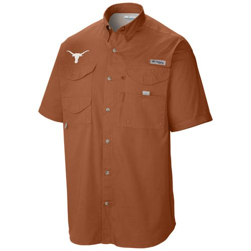 We Are Texas Men's University of Texas Tamiami Short Sleeve Shirt