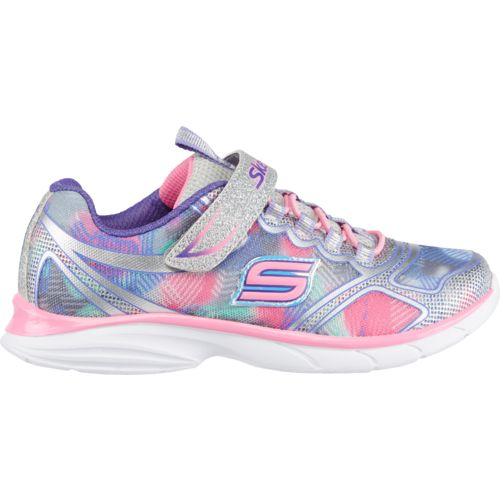 SKECHERS Girls' Spirit Sprintz Walking Shoes