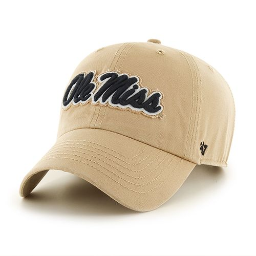 '47 University of Mississippi Wright Cleanup Cap
