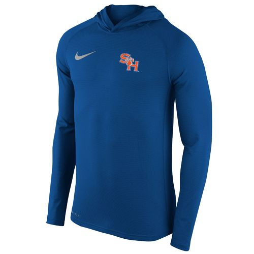 Nike™ Men's Sam Houston State University Dri-FIT Touch Hoodie