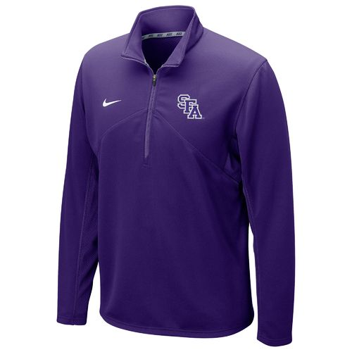 Nike™ Men's Stephen F. Austin State University Dri-FIT 1/4 Zip Training Pullover