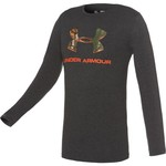 Under Armour™ Men's Camo Fill Logo Long Sleeve T-shirt