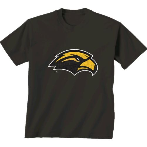 New World Graphics Men's University of Southern Mississippi Alt Graphic T-shirt