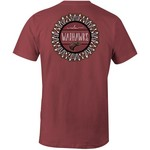 Image One Women's University of Louisiana at Monroe Color Me Comfort Color T-shirt