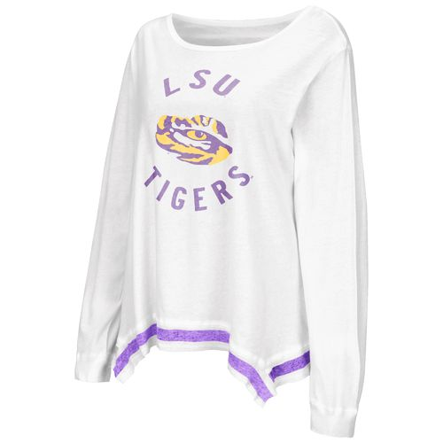 Touch by Alyssa Milano Women's Louisiana State University End Zone Top