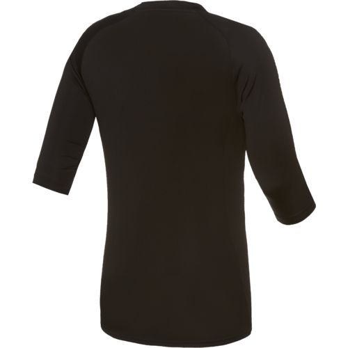 Rawlings Men's 3/4 Length Sleeve Performance Shirt - view number 2