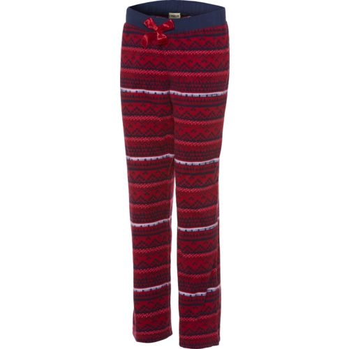 Magellan Outdoors Women's Printed Fleece Lounge Pant