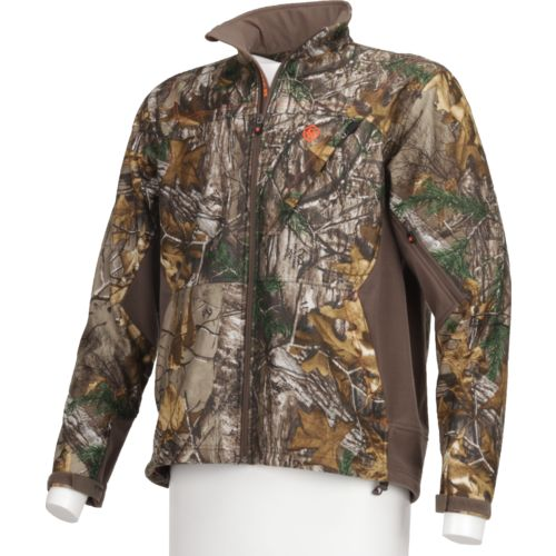 Game Winner Men's Savannah Softshell Jacket