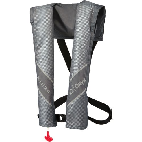 Display product reviews for Onyx Outdoor A/M 24 Automatic/Manual Inflatable Life Jacket