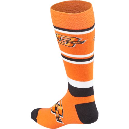 For Bare Feet Men's Oklahoma State University Dress Socks - view number 2