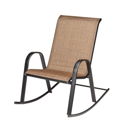 Mosaic Oversize Stackable Rocker