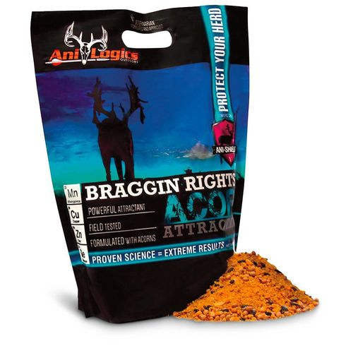 Ani-Logics Braggin' Rights Acorn Deer Attractant - Game Feed And Supplements at Academy Sports thumbnail