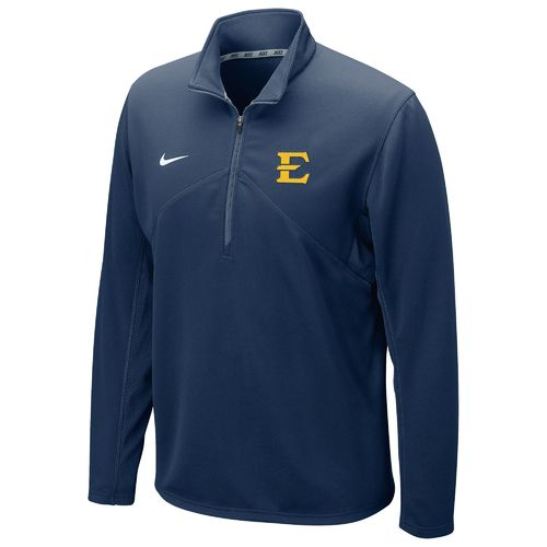 Nike™ Men's East Tennessee State University Training 1/4 Zip Pullover