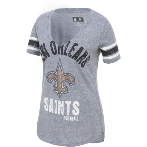 G-III for Her Women's New Orleans Saints Any Sunday T-shirt