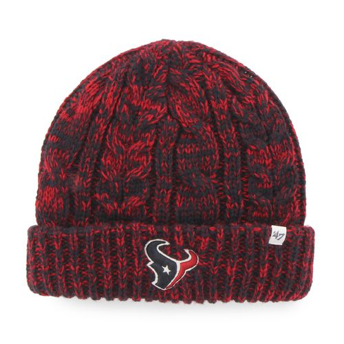 '47 Houston Texans Women's Prima Cuff Knit Cap