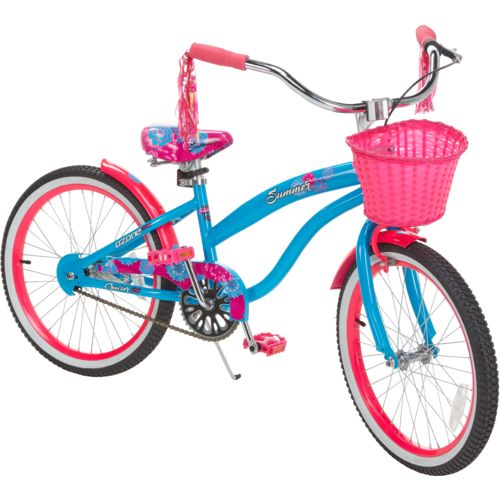 "Ozone 500™ Girls' Summer 20"" Cruiser Bicycle"