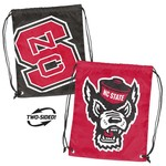 Logo™ North Carolina State University Doubleheader Backsack - view number 1