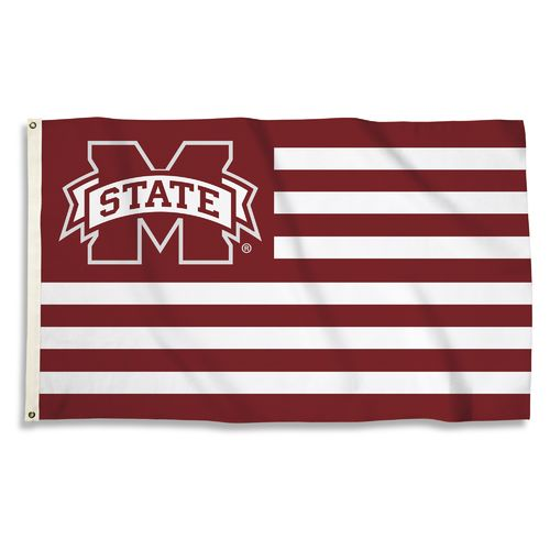 BSI Mississippi State University 3' x 5' Fan Flag